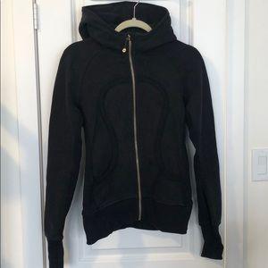Lululemon Scuba hoodie in black